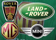 Rover, MG, BMW Mini, Land Rover Used Spare Parts,  Bradford, Leeds, Huddersfield, Halifax, West Yorkshire